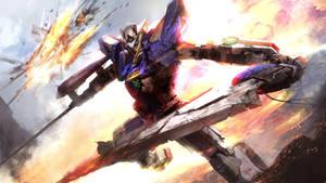 Gundam Exia, exterminate the target's wallet