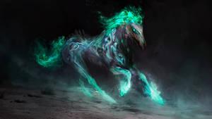 Despair, the pale horse of death