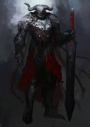 Horseman of War by theDURRRRIAN