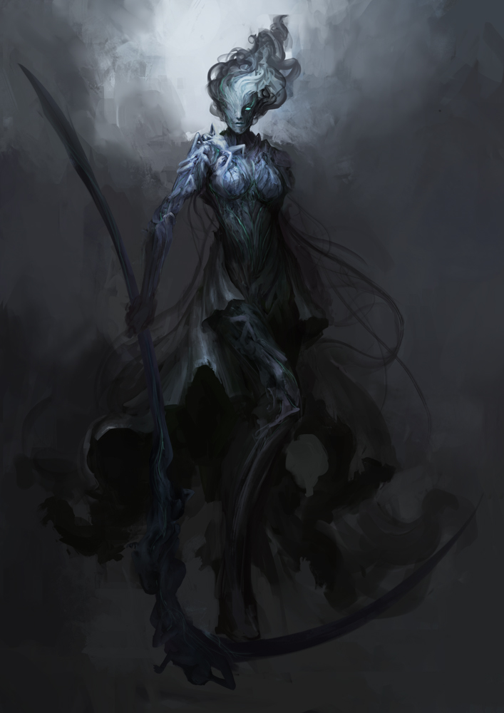 Horseman of Death by theDURRRRIAN