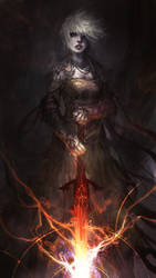 Nahiri the Lithomancer by theDURRRRIAN