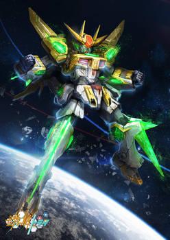 GBF:T Star Winning Gundam