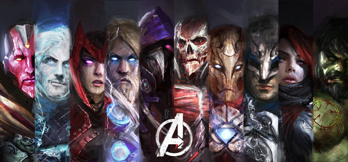 The Avengers teaser.... you knew it was coming XD