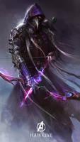 Hawkeye by theDURRRRIAN