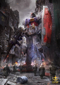 One Year War: RX-78