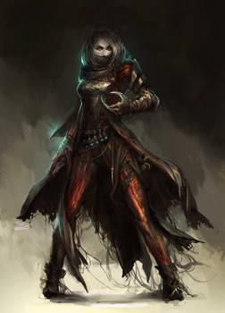 Shattered: Vampire