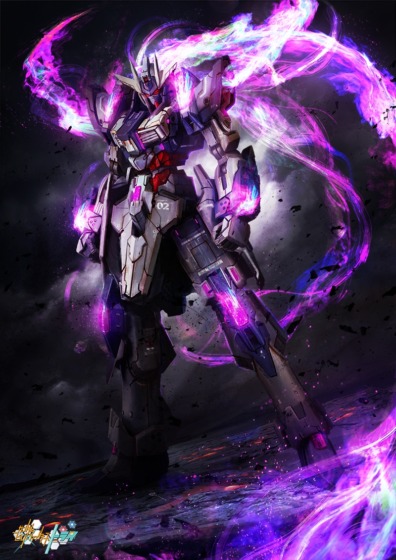 Denial Gundam by theDURRRRIAN