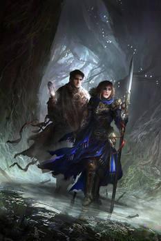 War of Broken Mirrors - Stealing Sorcery