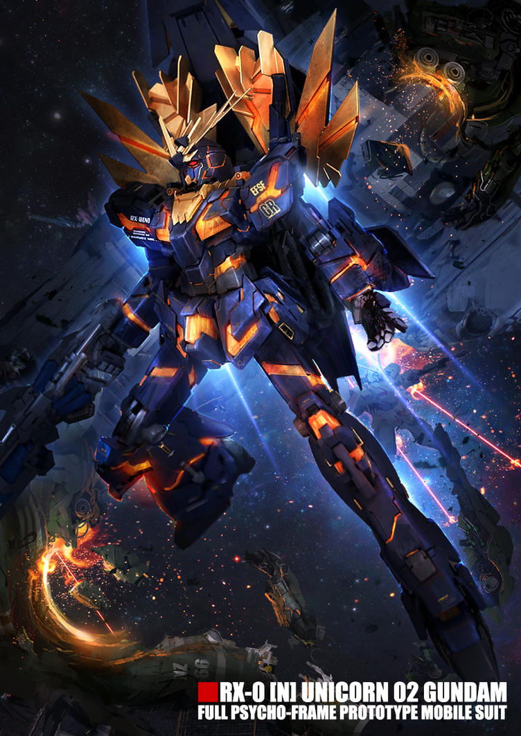 Banshee Norn by theDURRRRIAN on DeviantArt  Gundam