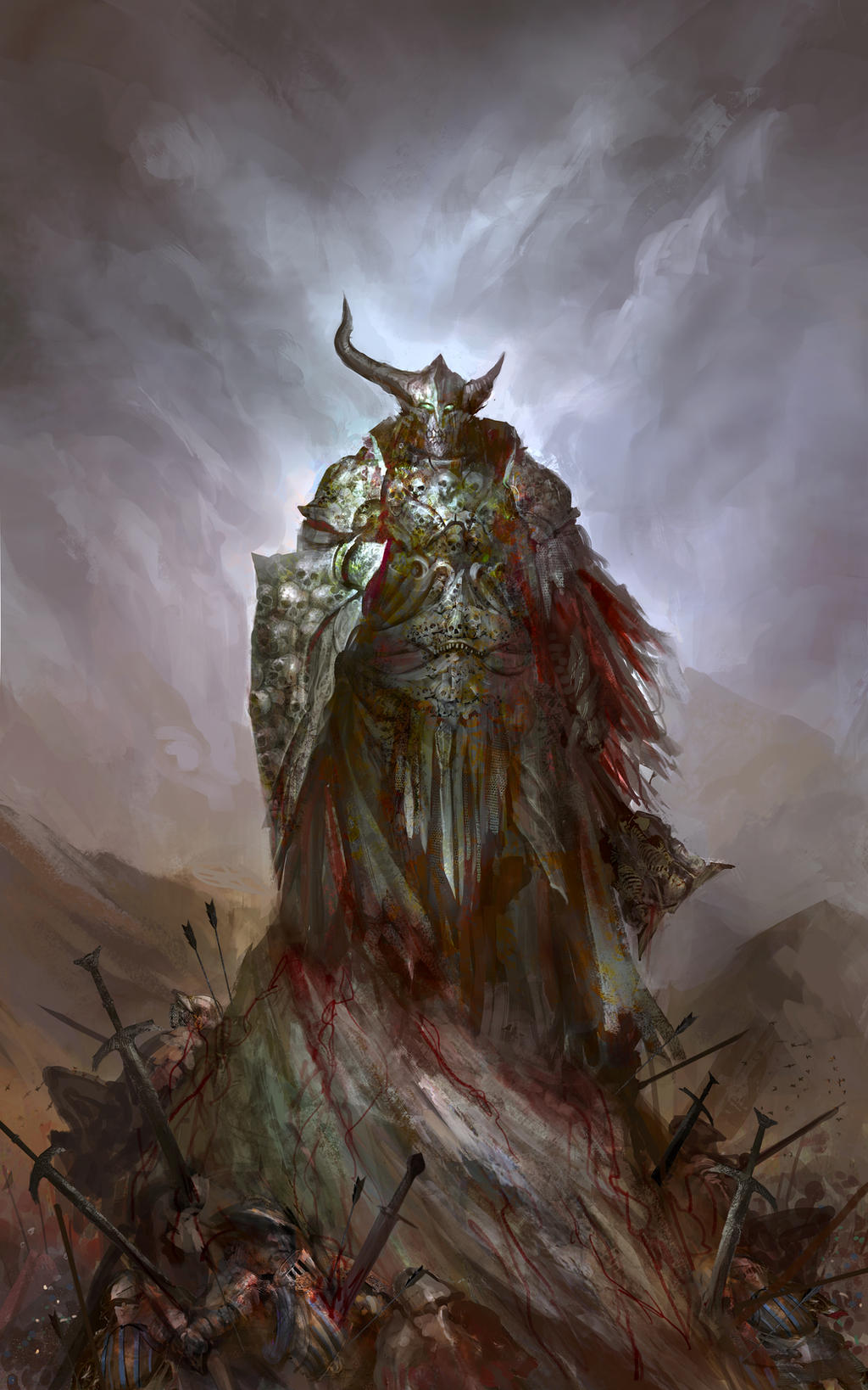Free Fantasy Book Cover Art : The destroyer book by thedurrrrian on deviantart