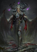Ars Goetia - King Zagan