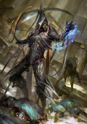 Warframe - Fear the space reaper