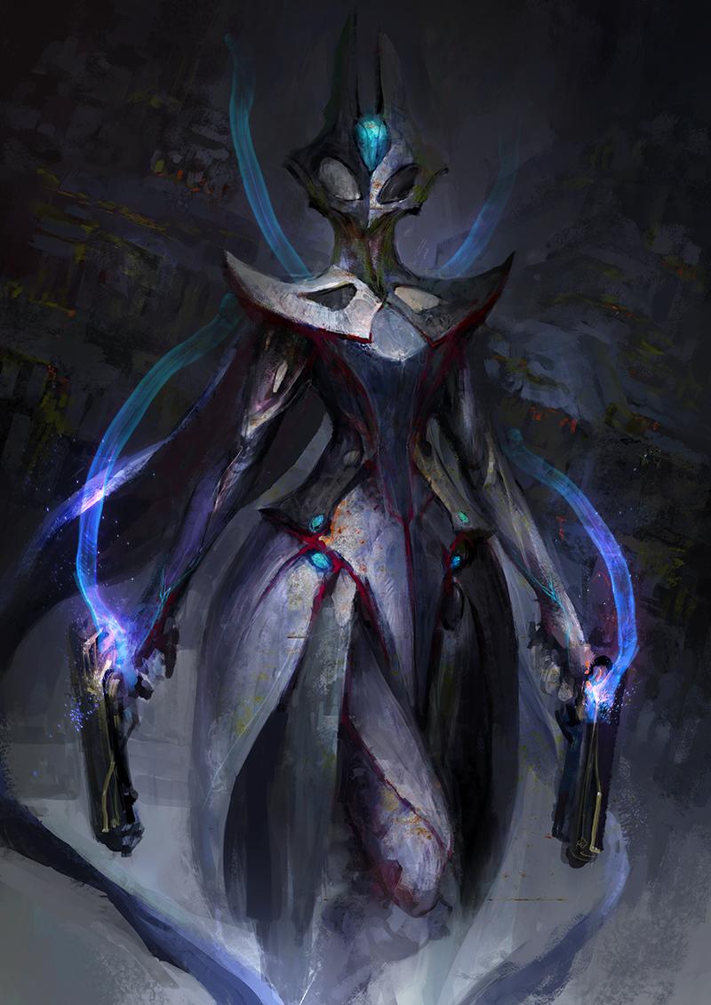 Warframe - Space Ying Yang