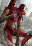 Evangelion - Unit 02