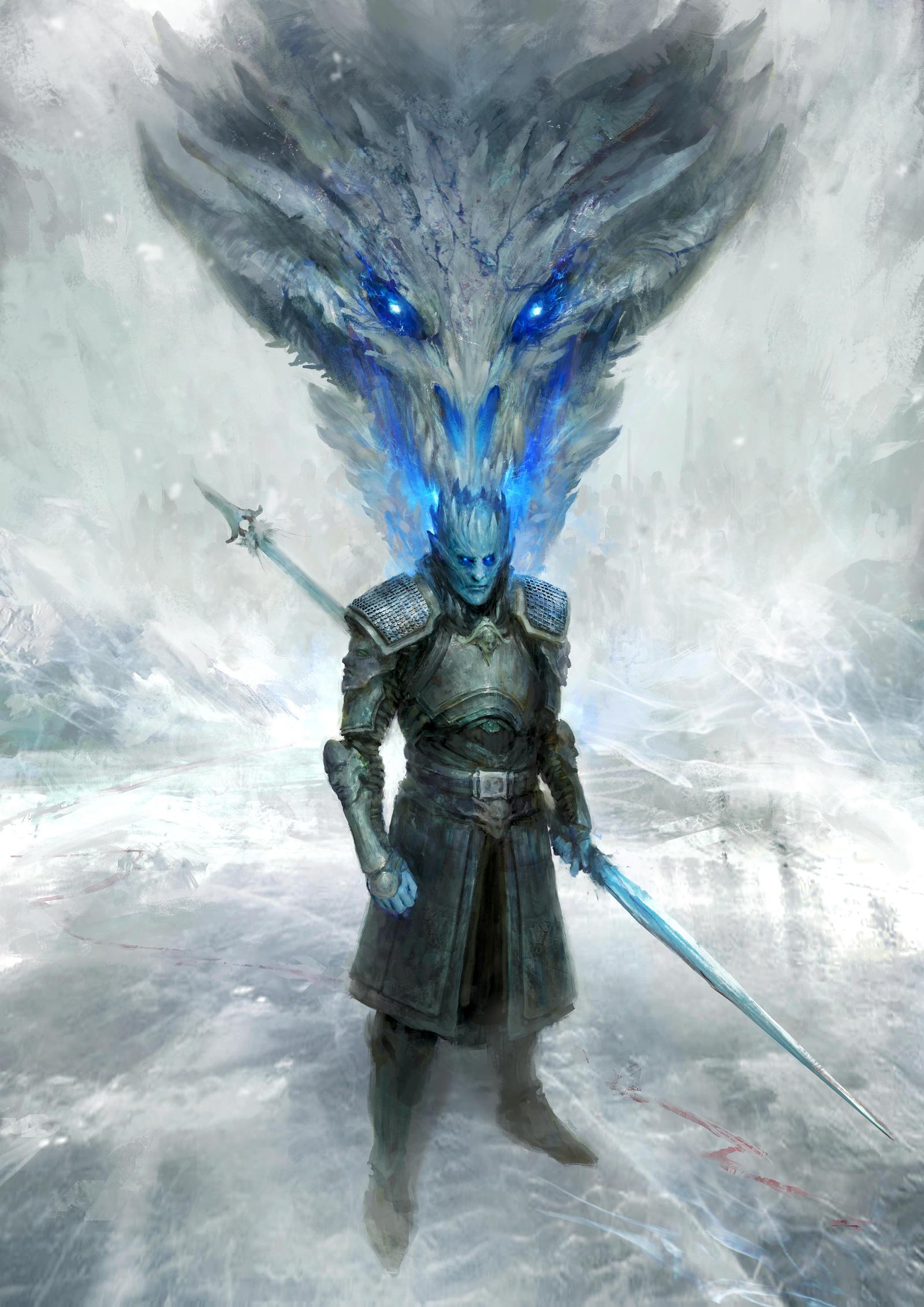 Game of Thrones: Winter's heeEEEEEeere by theDURRRRIAN