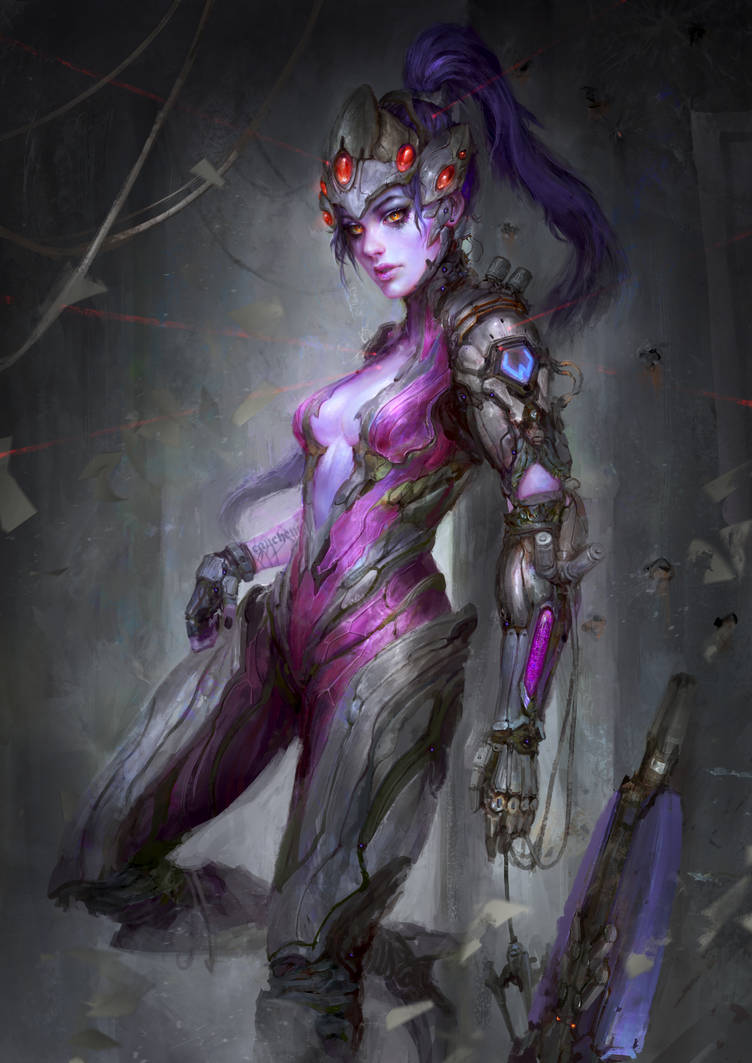 Widowmaker by theDURRRRIAN