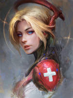 Mercy by theDURRRRIAN