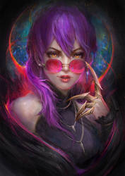 KDA Evelynn by theDURRRRIAN