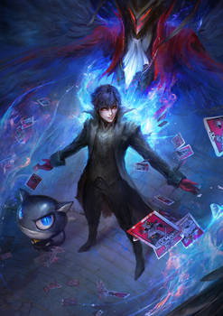 Joker - Persona 5