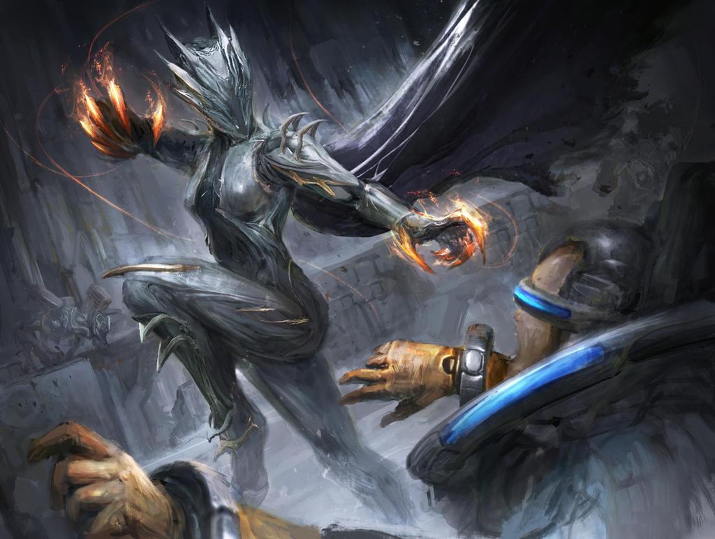 Valkyr's Vengeance by theDURRRRIAN