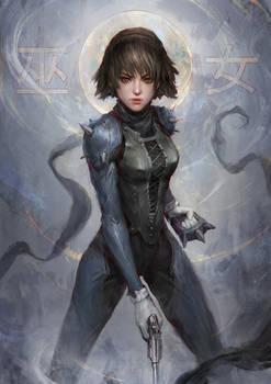 Persona 5 - Makoto Nijima