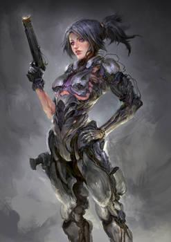 Ghosts: Book 2 of Gauntlet Prime