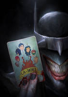 Batman Who Laughs by theDURRRRIAN
