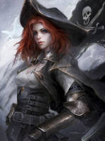 Anne Bonny by theDURRRRIAN