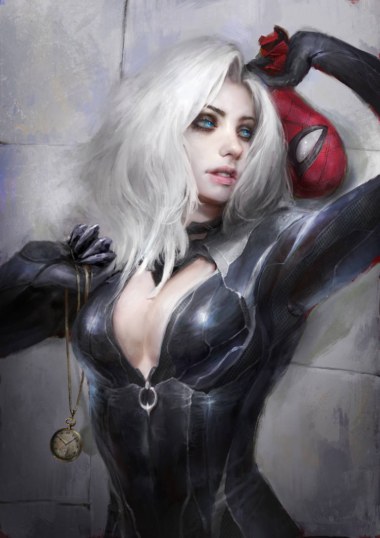 Black Cat by theDURRRRIAN