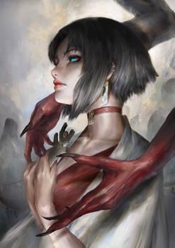Persona 4 - Marie