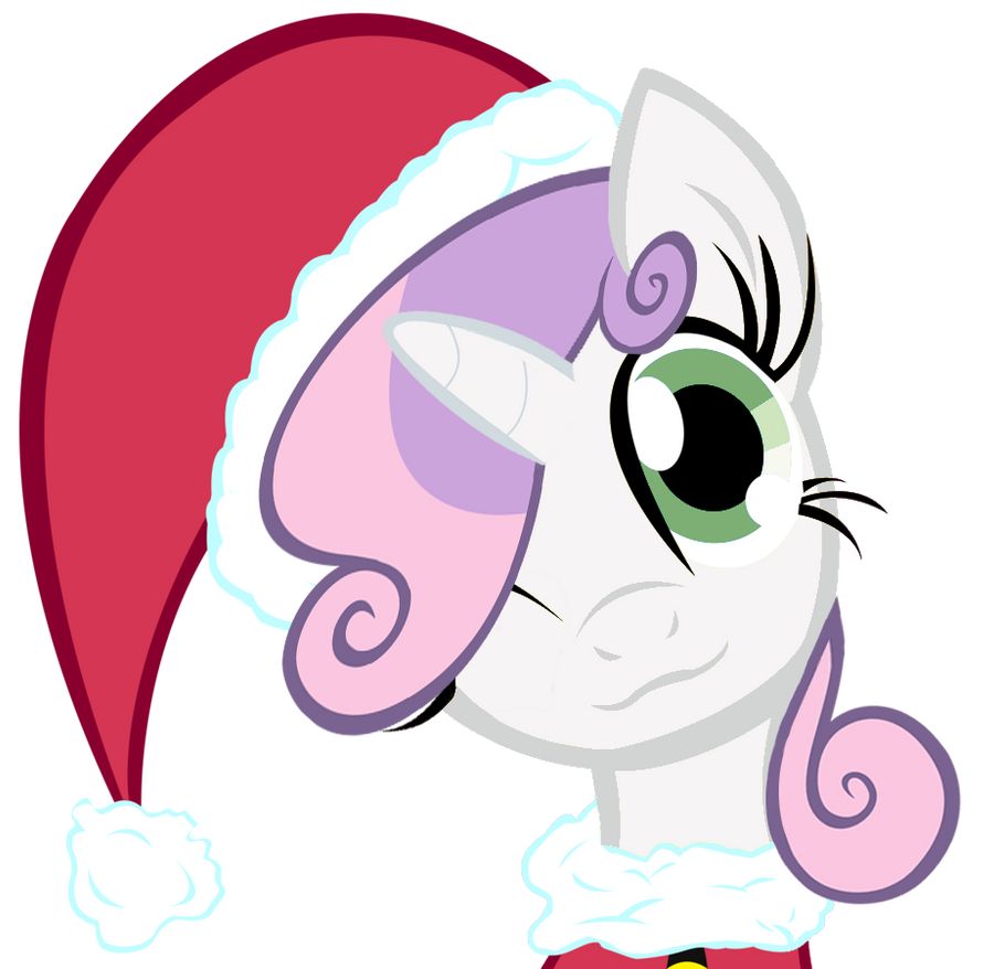 Merry Christmas Sweetie Bell by TheMightySqueegee