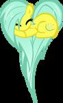 Limeade heart pony