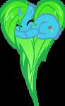 Sweet key heart pony