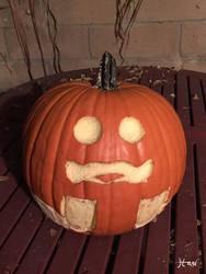 Pumpkin Carving by HariCoelho