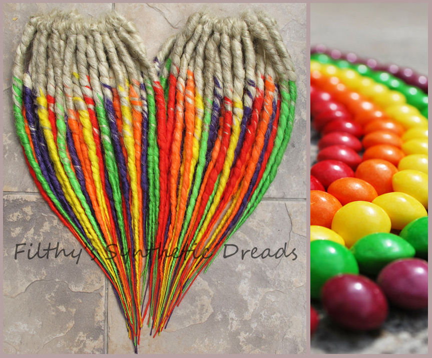 skittles I by FilthyDreads