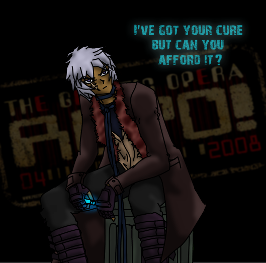 Can you afford the cure? by IamTerra