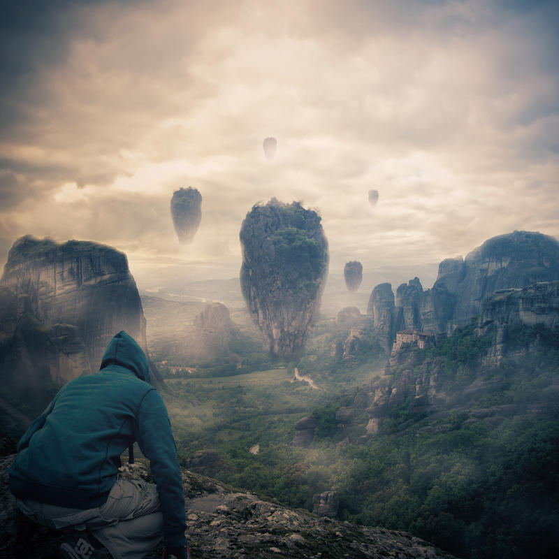 Solitude by dmaabsta