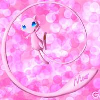 Mew by gamefan5
