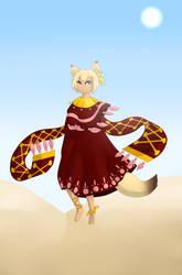Fenech-Desert Fox by Moruro