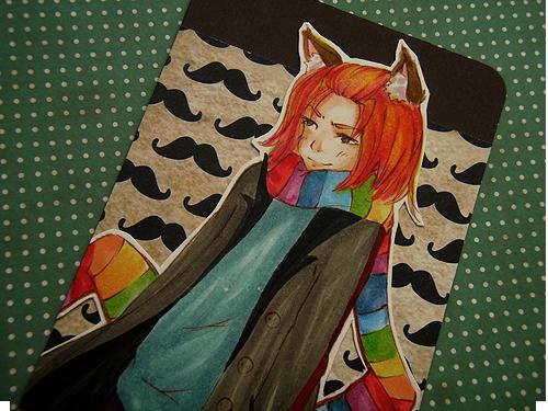Elisha by Kaoru-tian