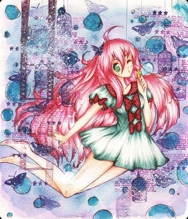 Bubbles by Kaoru-tian
