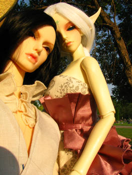 Sunset - Lucca and Apus