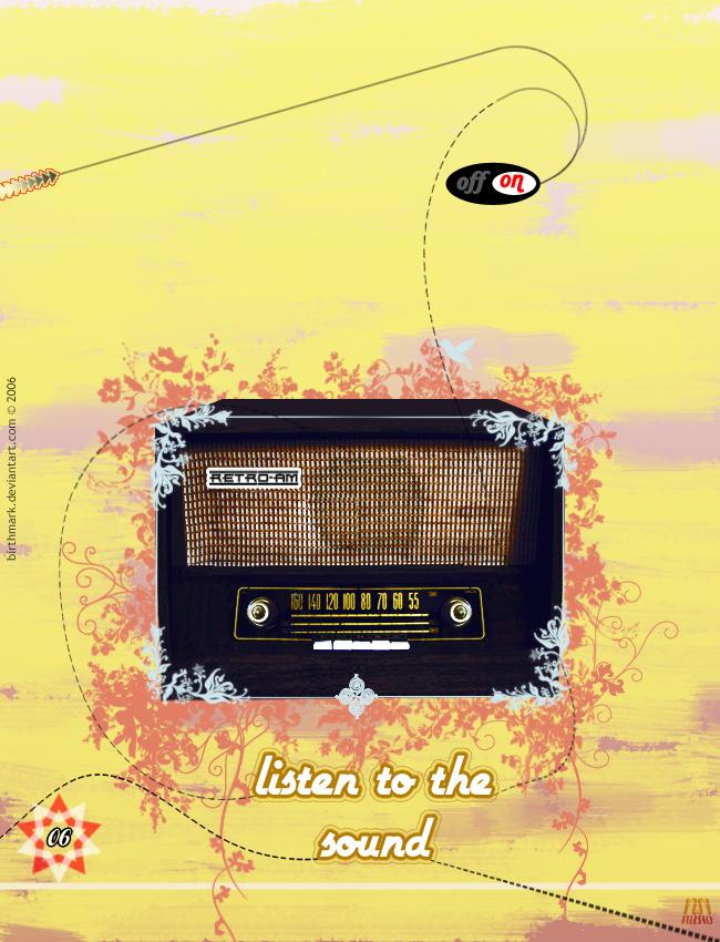 Listen to the sound by Birthmark