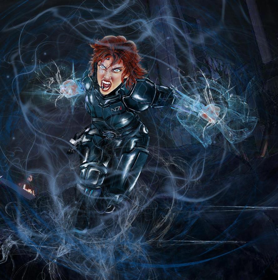 Biotic rage by mevsk