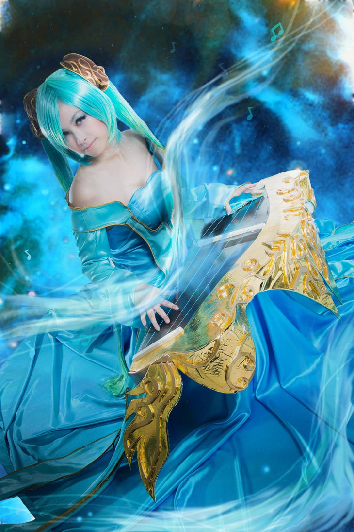 [Cosplay - League of Legends] Sona by nupla on DeviantArt
