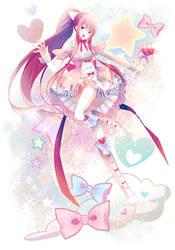 Magical girl lovelyan ribbon