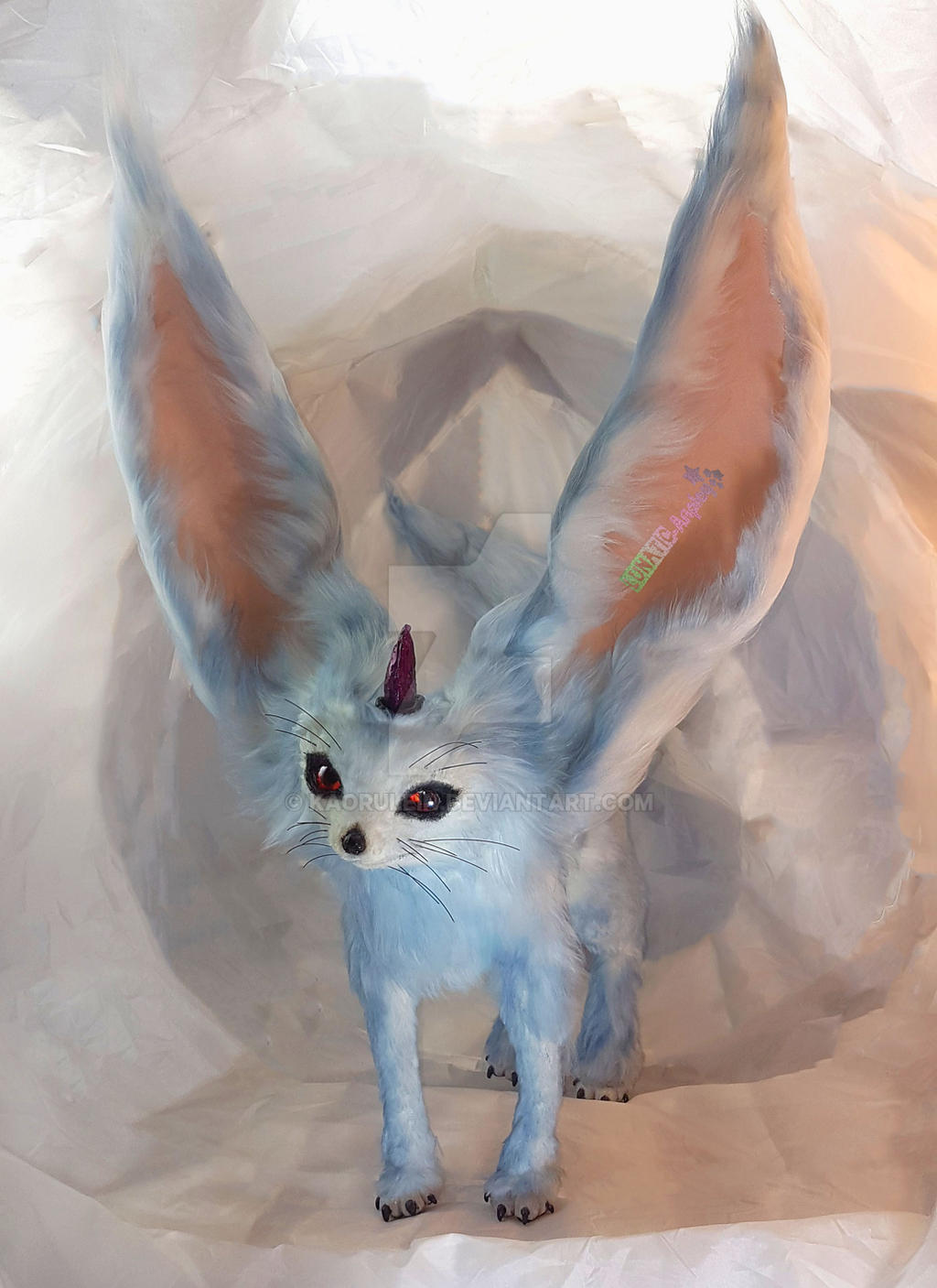 ff15 carbuncle by invaderdeepsauce - photo #12