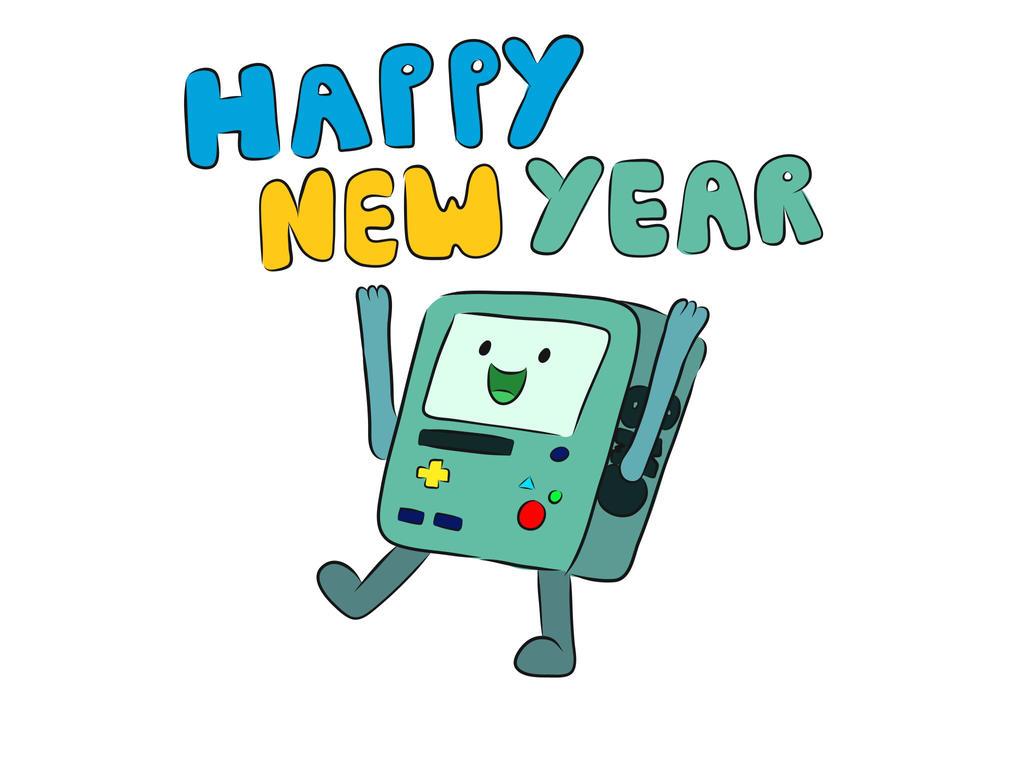 Happy New Year by juli95