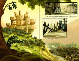 A Beautiful Kingdom? by ebonysnowwhite