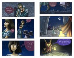 Strange Encounters by ebonysnowwhite